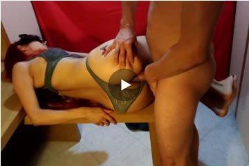 Házi szex játékok anális