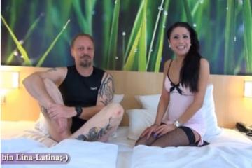 Amatőr szex videó - casting