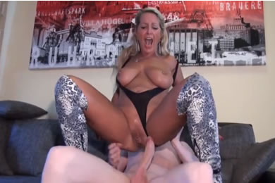 Bi Jenny - német MILF és cuckold szex